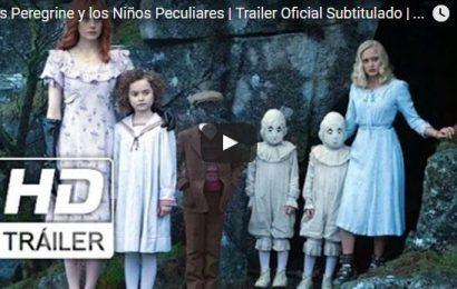 El retorno de Tim Burton con 'Miss Peregrine'