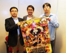 One Piece Gold: Entrevista a Hiroaki Miyamoto, Masayuki Sato y Hiroyuki Sakurada