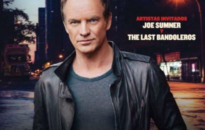'57TH & 9TH Tour' de Sting pasará por Barcelona
