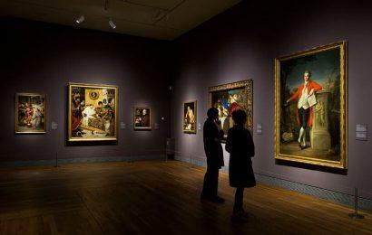 'Metapintura. Un viaje a la idea del arte' en el Prado