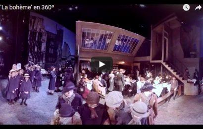 Experiencia audiovisual en el Teatre del Liceu de Barcelona