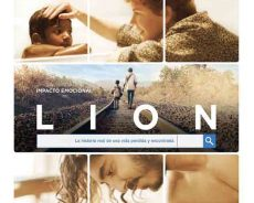 """Estreno: """"Lion"""""""