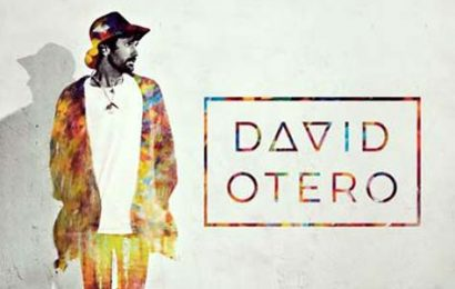 Nuevo álbum de David Otero