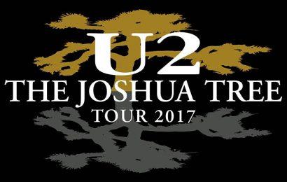 """U2: THE JOSHUA TREE TOUR"" pasará por Barcelona"