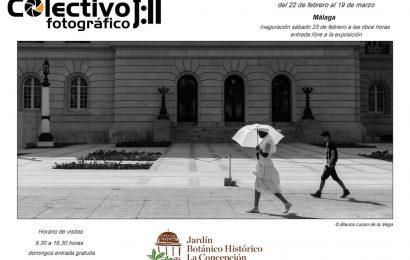 """Exposición fotográfica de naturaleza en el """"Jardín Botánico Histórico La Concepción"""" de Málaga"""