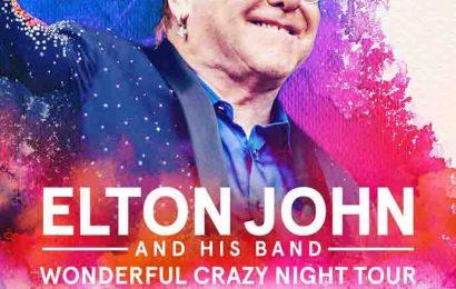 Elton John actuará en Barcelona