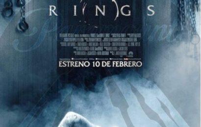 """Estreno: """"Rings"""""""