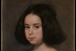 Retrato de una niña (detalle), Diego Velázquez. Imagen: Museo del Prado.