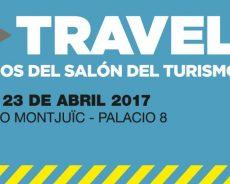 La feria del turismo 'B-TRAVEL' de nuevo en Barcelona del 21 al 23 de Abril