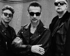 """""""Depeche Mode"""" en concierto en Madrid y Barcelona"""