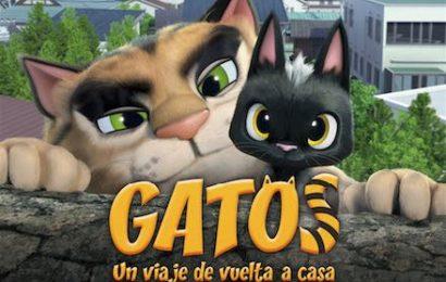 """De los creadores de Pokemon y Yokai Watch, llega a nuestros cines """"Gatos, un viaje de vuelta a casa"""""""